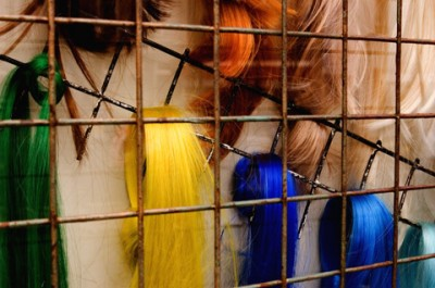 wigs behind bars
